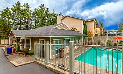Pool, Cedar Heights, 1