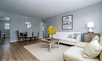 Living Room, 34 S Kensington Ave, 1