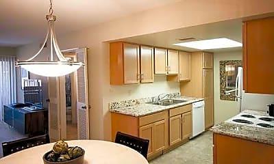 Kitchen, Apartments at Castle Hills, 0