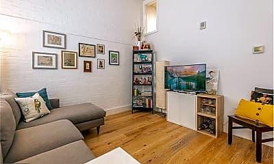 Living Room, 1324 E St SE, 1