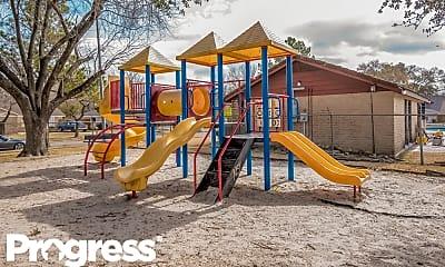 Playground, 8530 Wild Basin Dr, 2