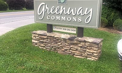 Greenway Commons, 1
