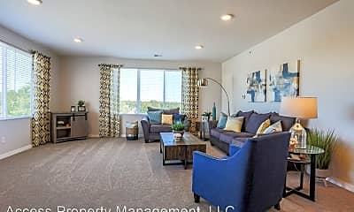 Living Room, 3412 Dodge St, 1
