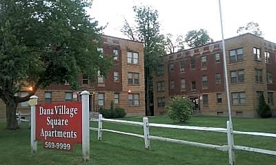 Dana Village Square, 2