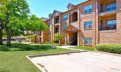 Building, Towne Crossing Apartments, 1