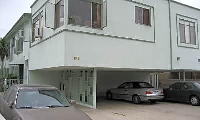 Building, 848 S Sherbourne Dr, 0