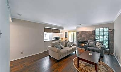 Living Room, 5809 Marvin Loving Dr 510, 1