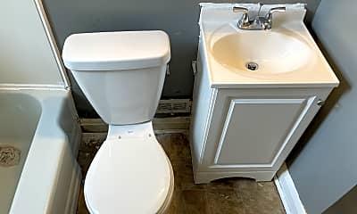 Bathroom, 2857 bookert st, 0