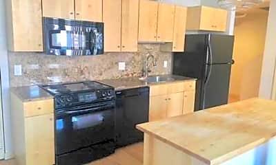 Kitchen, Red Brick Soulard, 1