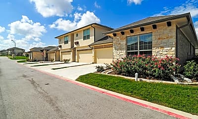Building, Double Eagle Townhomes, 1