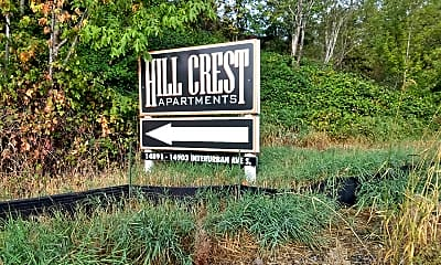 Hill Crest Apartment, 1