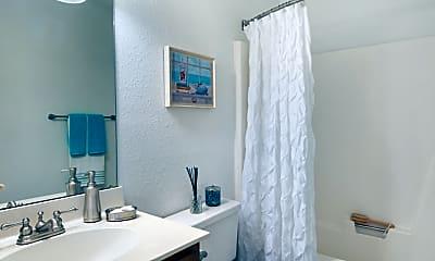 Bathroom, Howell Commons, 2