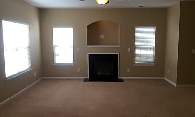 Living Room, 10516 Meadow Crossing Lane, 1