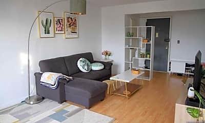 Living Room, 2160 Center Ave 3, 0