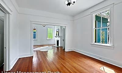 Living Room, 7715 Freret St, 1