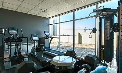 Fitness Weight Room, 421 W Huron St, 2