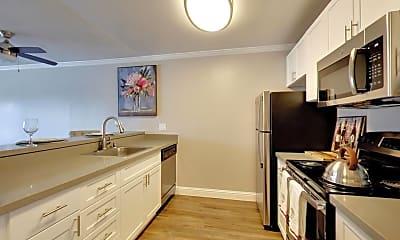 Kitchen, 1491 Detroit Avenue, 1