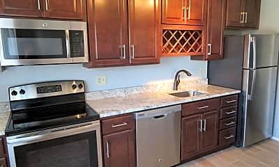 Kitchen, 1600 N Oak St 1603, 1
