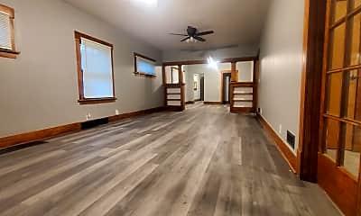 Living Room, 1557 N 33rd St, 1
