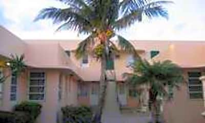 Hollywood Beach Apartments, 1
