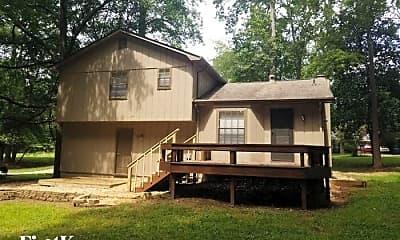 Building, 2884 Sawgrass Trail SW, 2