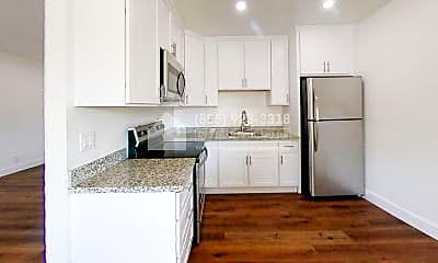 Kitchen, 1106 Edsel Dr 1, 1