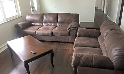 Living Room, 505 Chestnut St, 1