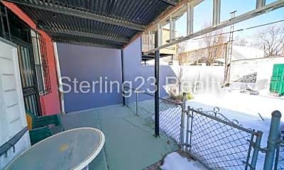 Patio / Deck, 21-23 74th St, 1