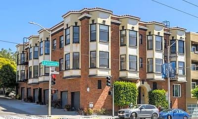 Building, 3098 California St, 0