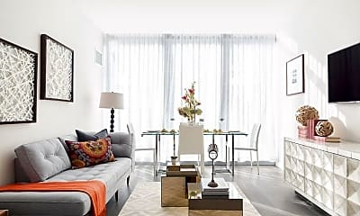 Living Room, 131-5 40th Rd, 0