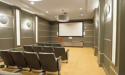 Theatre, Paramount at Spectrum Luxury Apartments, 2