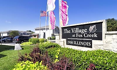 Community Signage, The Village At Fox Creek, 0