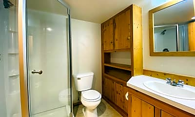 Bathroom, 516 W Olive St, 2
