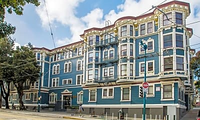 Building, 402 Duboce Ave, 2