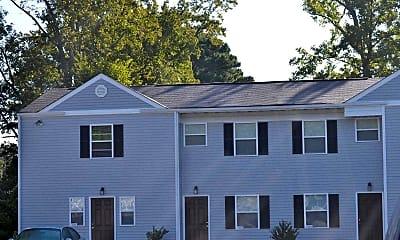 Building, Elkhart Apartments, 1
