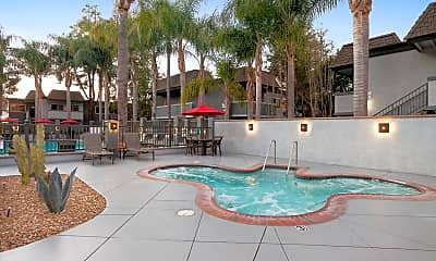 Pool, Park Plaza, 2