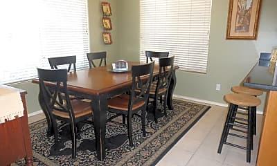 Dining Room, 2225 E Bel Air Ln, 1