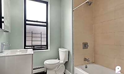 Bathroom, 1731 Pitkin Ave #3F, 2