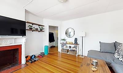 Living Room, 56 Walnut St #2, 2
