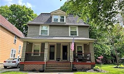 Building, 10316 Burton Ave, 1