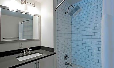 Bathroom, Vista Lofts, 2