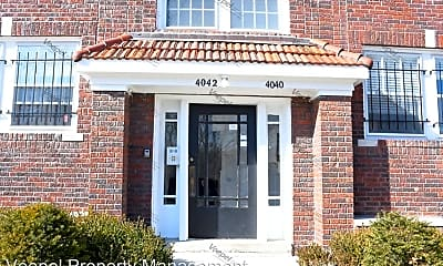 Building, 4042 Locust St, 1