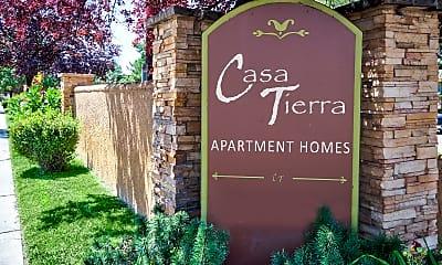 Community Signage, Casa Tierra Apartments, 2