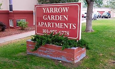 Yarrow Gardens, 1