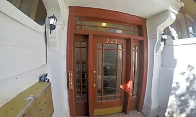 Living Room, 1214 S Elgin Ave, 2