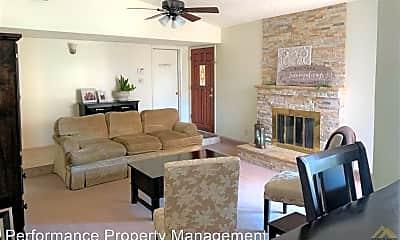 Living Room, 4513 Barry St, 1