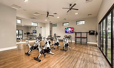 Fitness Weight Room, 7100 E Lincoln Dr 1119, 2