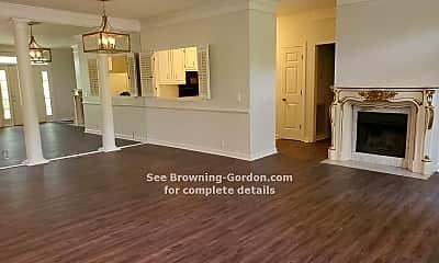Living Room, 4202 Harding Road, 0