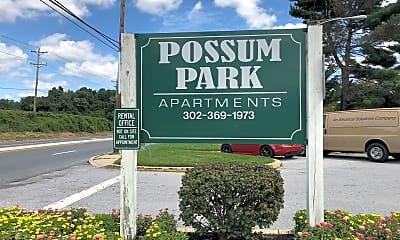 Possum Park, 1