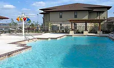 Pool, Artisan at Salado Falls, 1